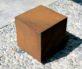 Cube Bollards  Barriers Context 1