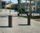 Hesperia Bollards  Barriers Context 1