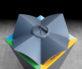 Ecomix Litter  Recycle Bins Context 2