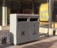 Ecoside Litter  Recycle Bins Context 2