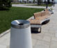 Gavitello Litter  Recycle Bins Context 4