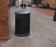 Park Litter  Recycle Bins Context 2