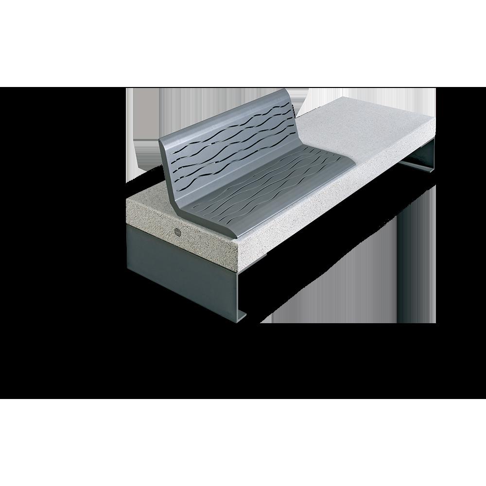 Diamante Steel Seats