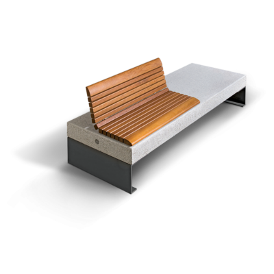 Diamante Wood Seats