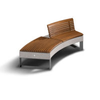 Diamante Wood Seating Thumbnail 2