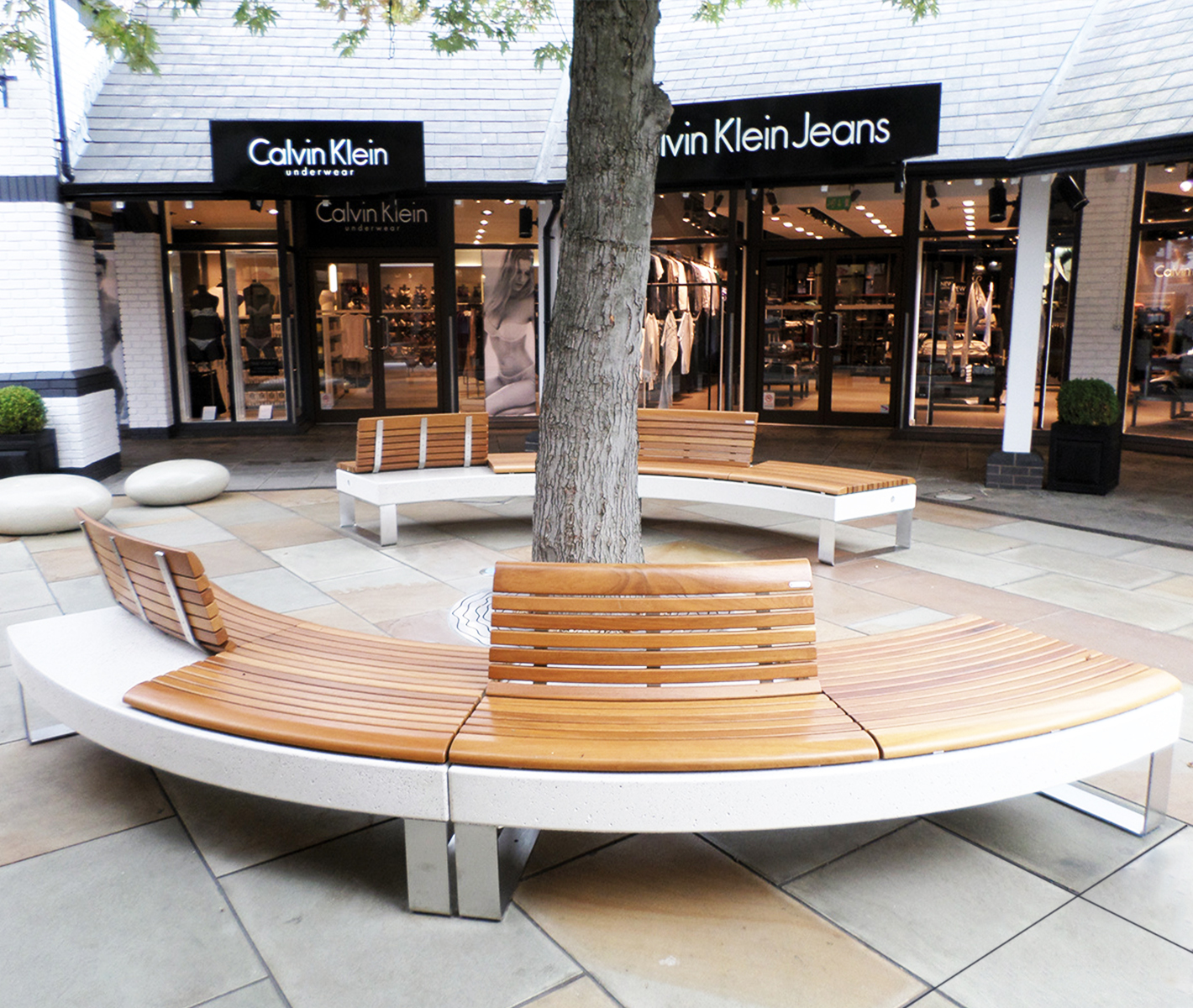 Phenomenal Commercial Outdoor Bench Seating Id Created Inc Machost Co Dining Chair Design Ideas Machostcouk